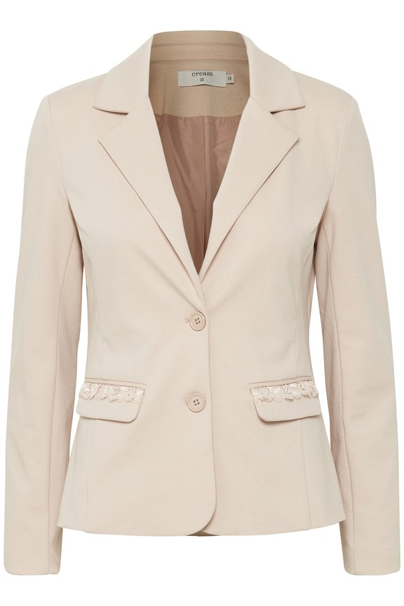 Cream - Blazer - Anett - rose dust