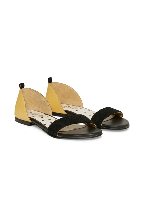 Cream Clothing - Holly - Sandal - black