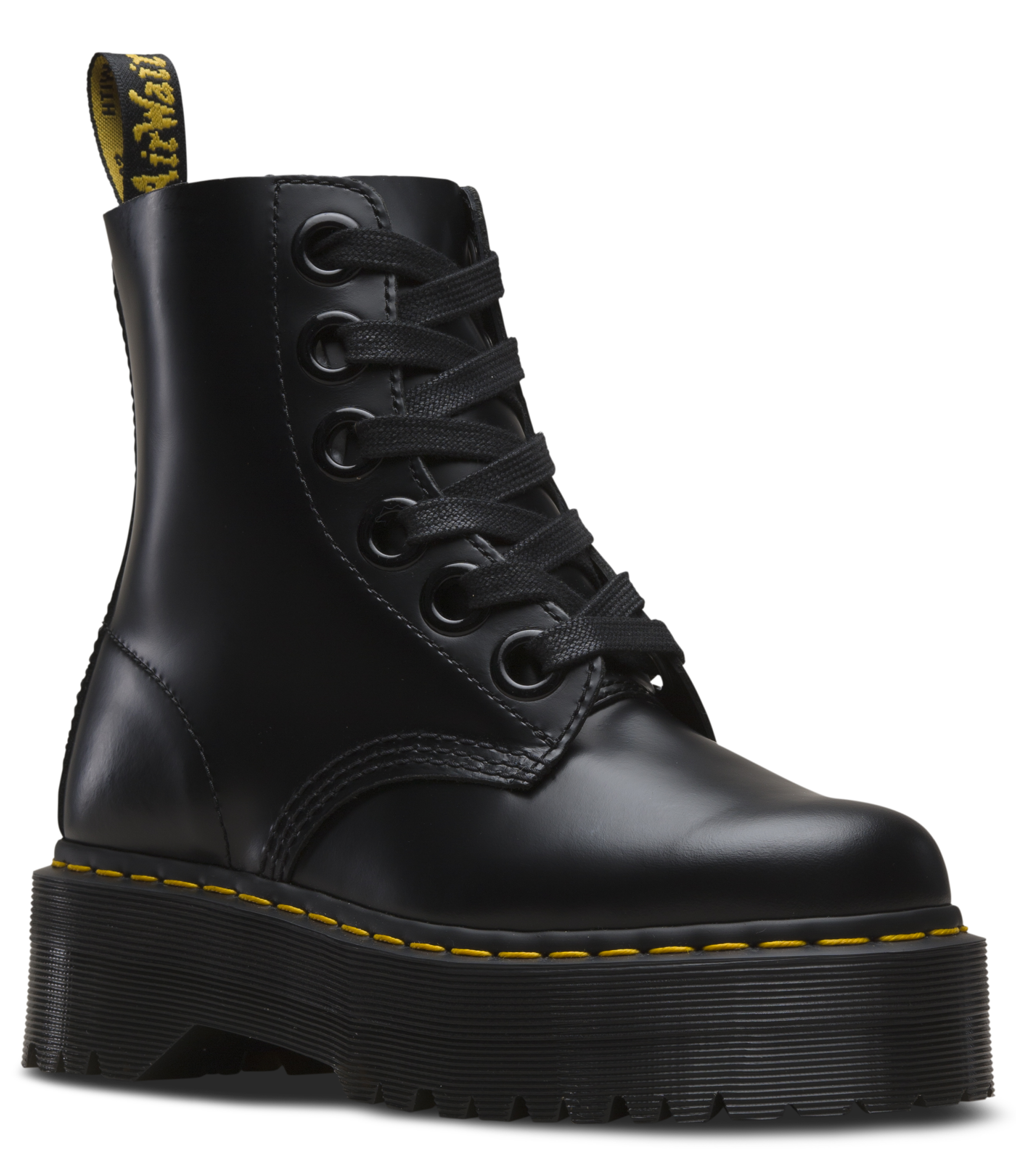 quite nice official store best supplier Dr.Martens Molly Buttero - black