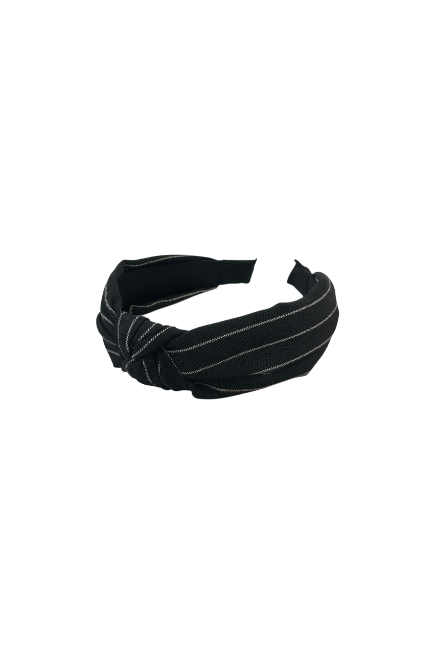 Black Colour - Headband - Audrey - black