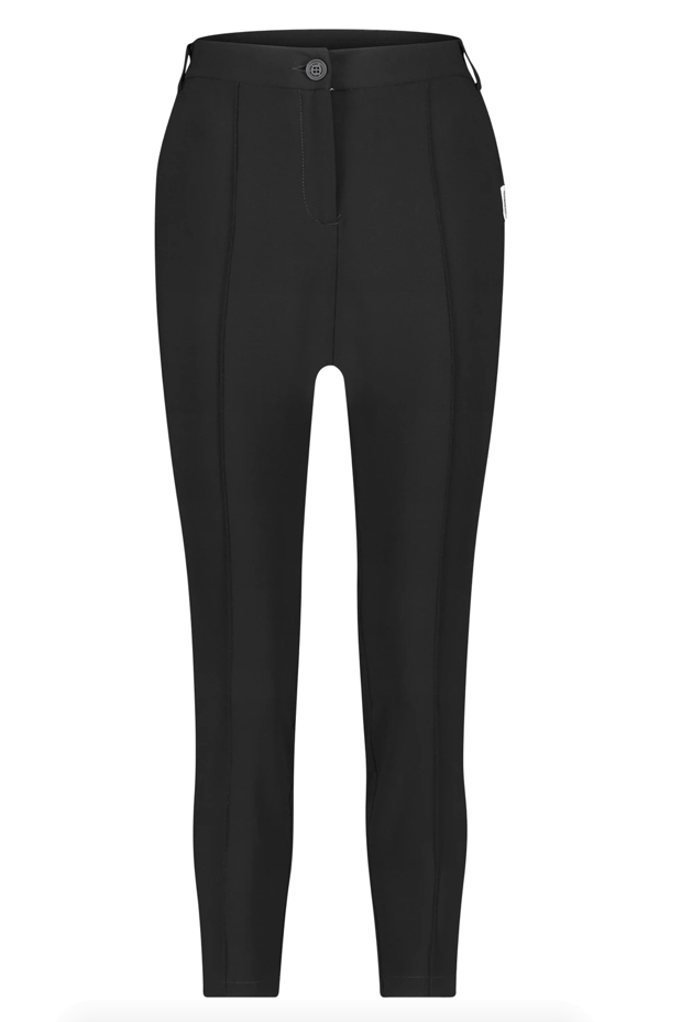 Penn & Ink NY - 742 - Trousers - black