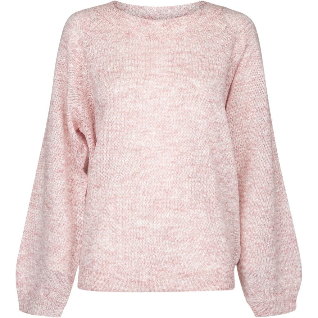 Pep - Percy - Pullover - rose