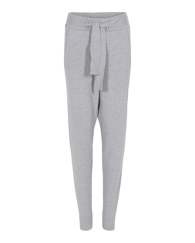 Hally Relaxed Pants - Grey