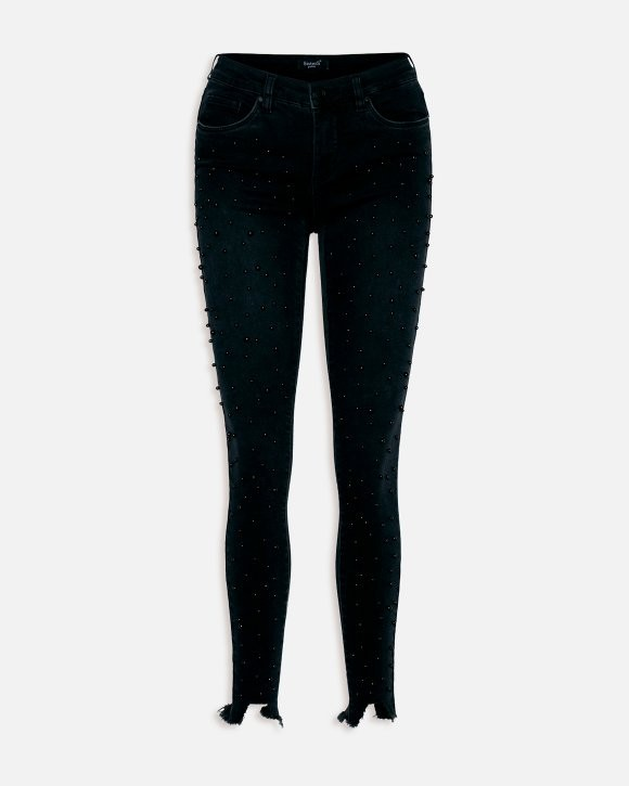 Sisters Point - Jeans - Fae - black washed