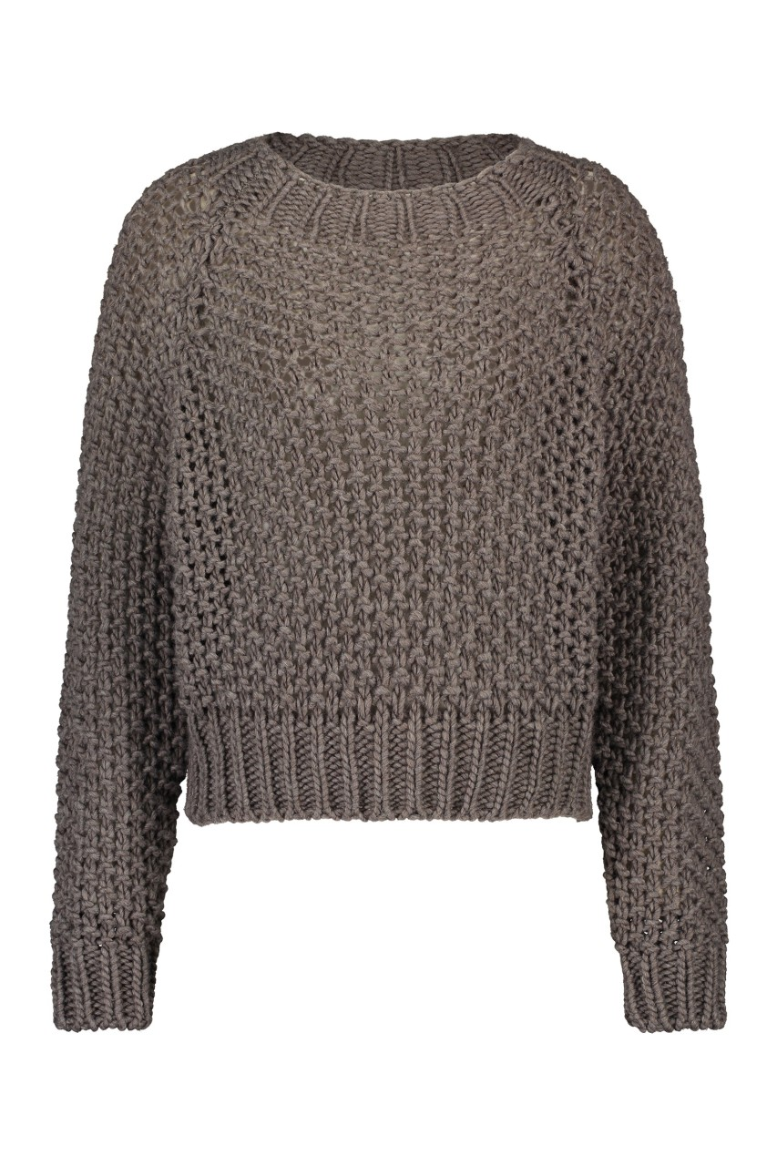 Simple - Aksel - Pullover - Grey