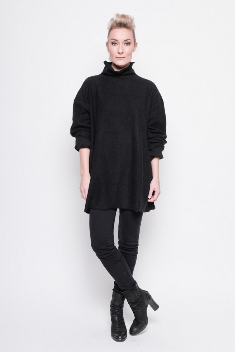 Black by K&M - Sarcastic - Pullover - Black