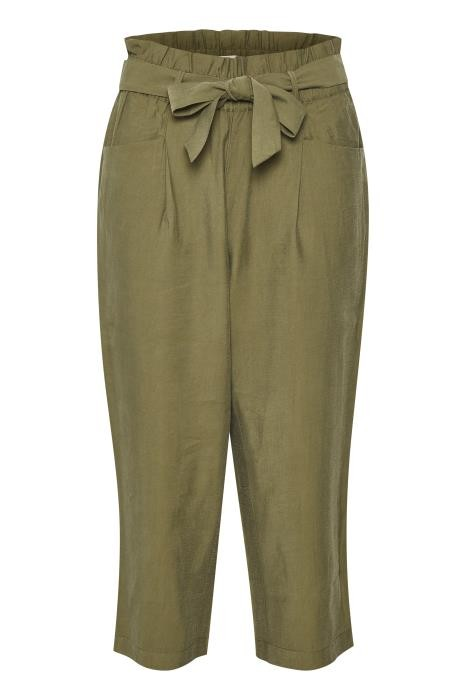 Cream Clothing - Gunna - Pants - olive