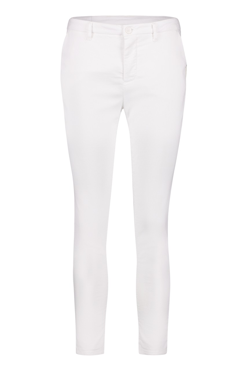 Penn & Ink NY - Trouser - 092 - white