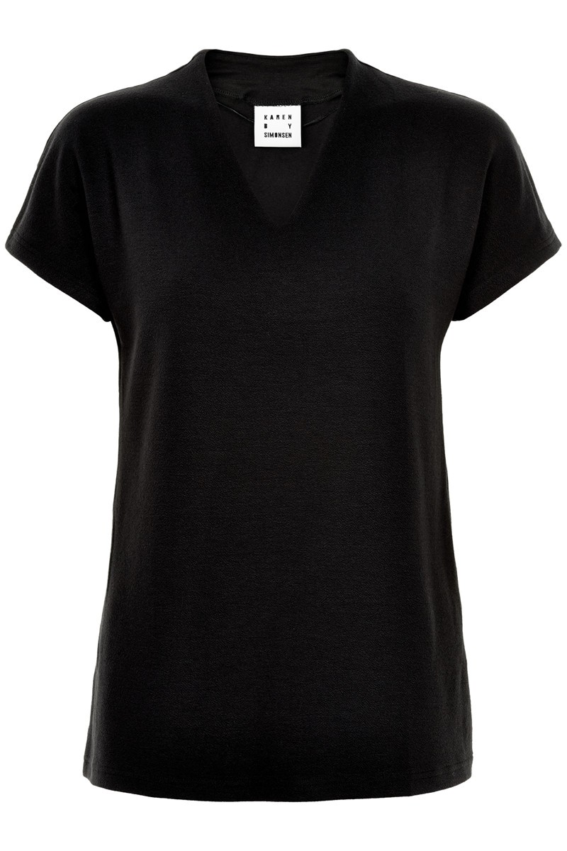 Karen by Simonsen - Dandy - Tee - black