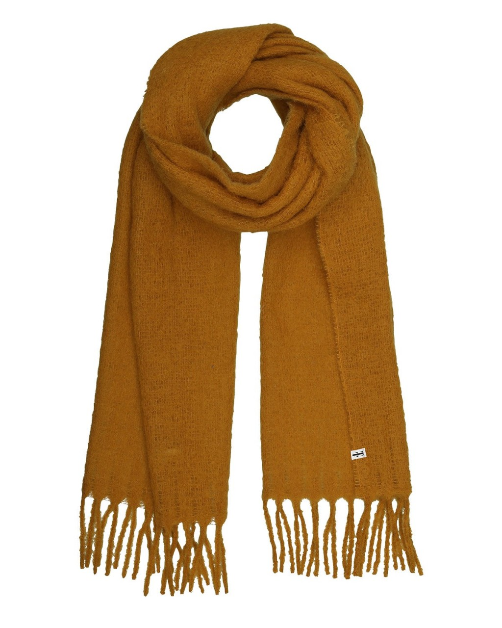 Tif Tiffy - Cello - Scarf - mustard
