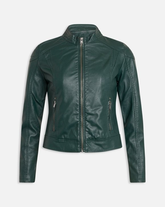 Biker Jacket - jungle