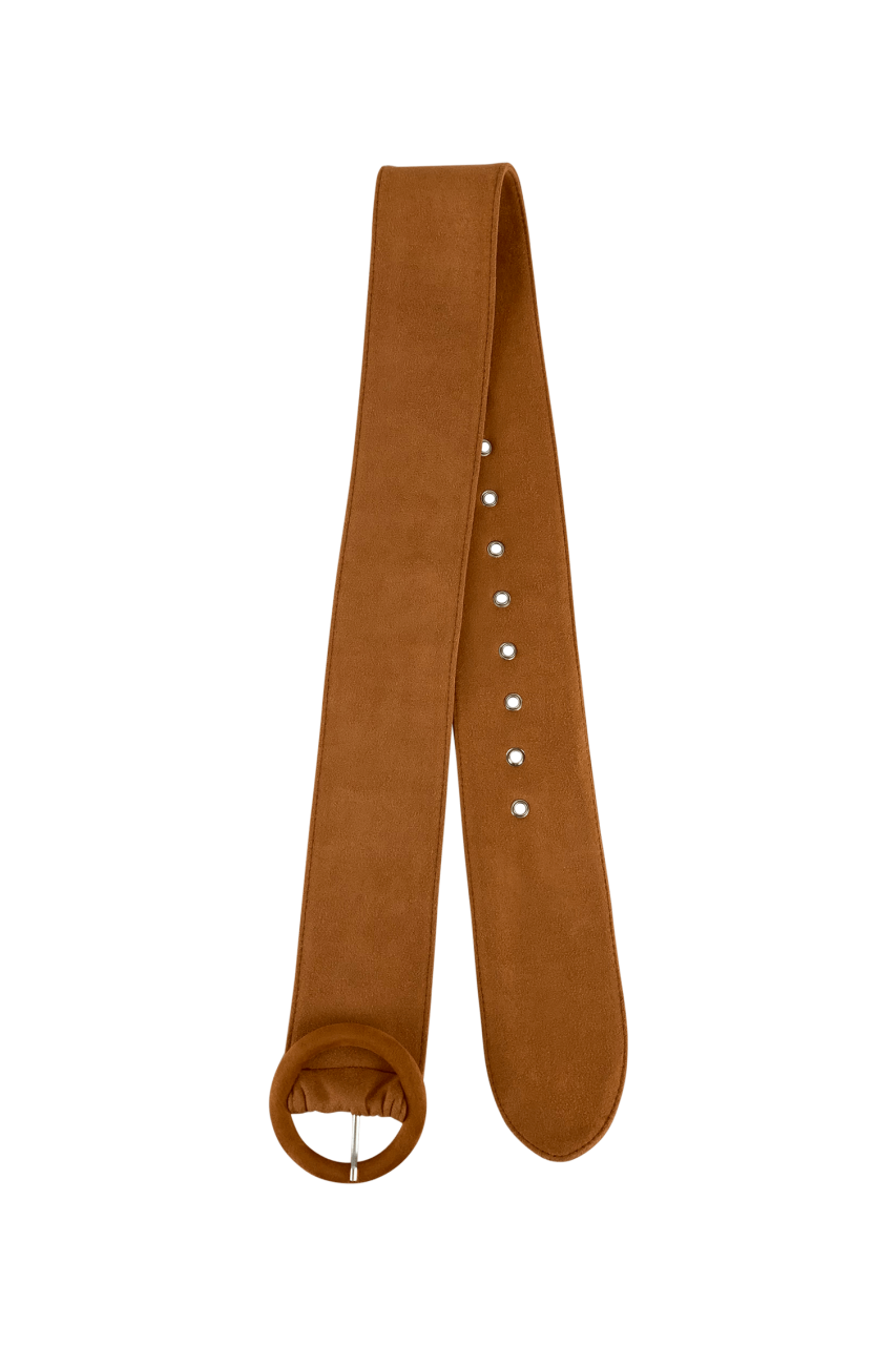 Alexa soft belt - camel