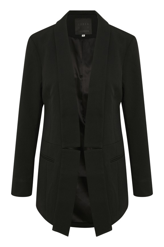 Jacken für Frauen - Blazer Fallon black  - Onlineshop Olden Mea