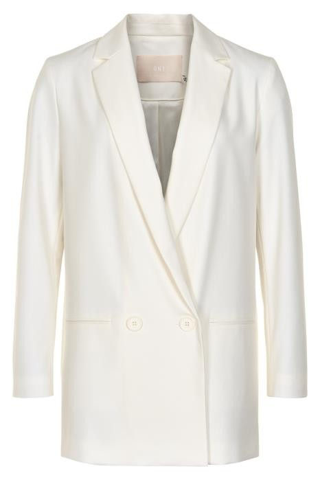 Sydney Fashion Blazer - snow white