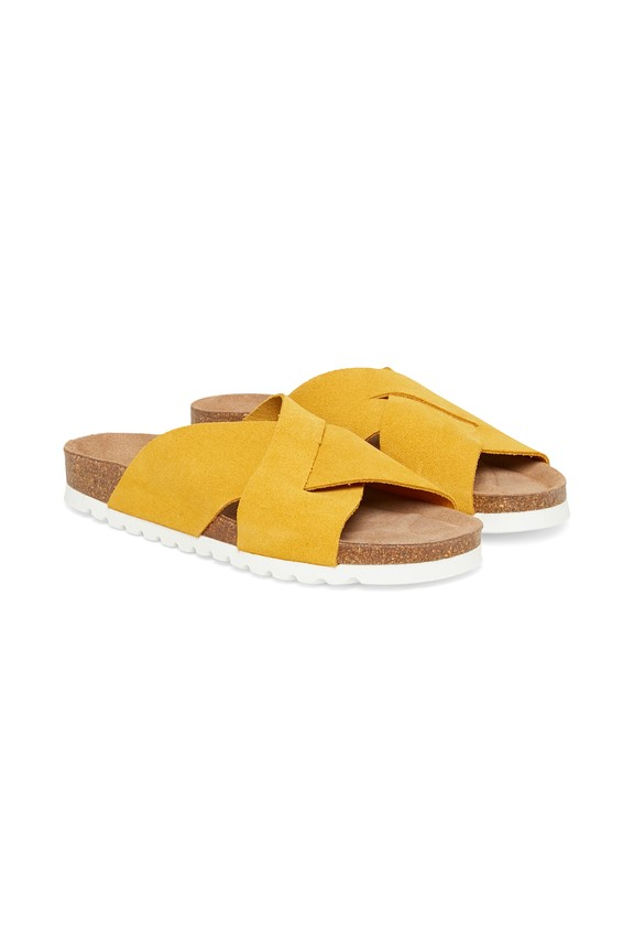 Cream Clothing - Cornsilk - Sandal - yellow