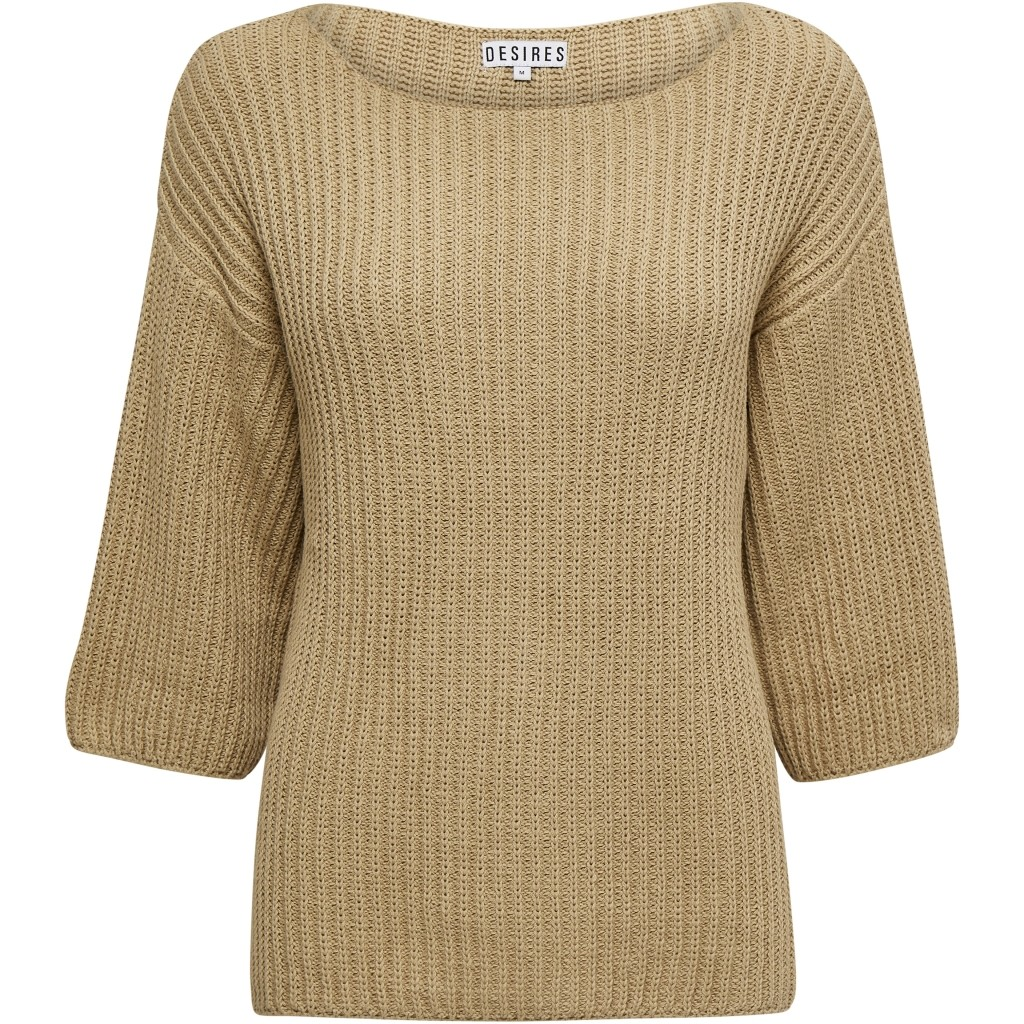 Desires - CHANET - PULLOVER - sand