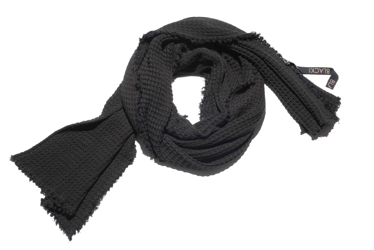 Black by K&M - Scarf - Spirit - black