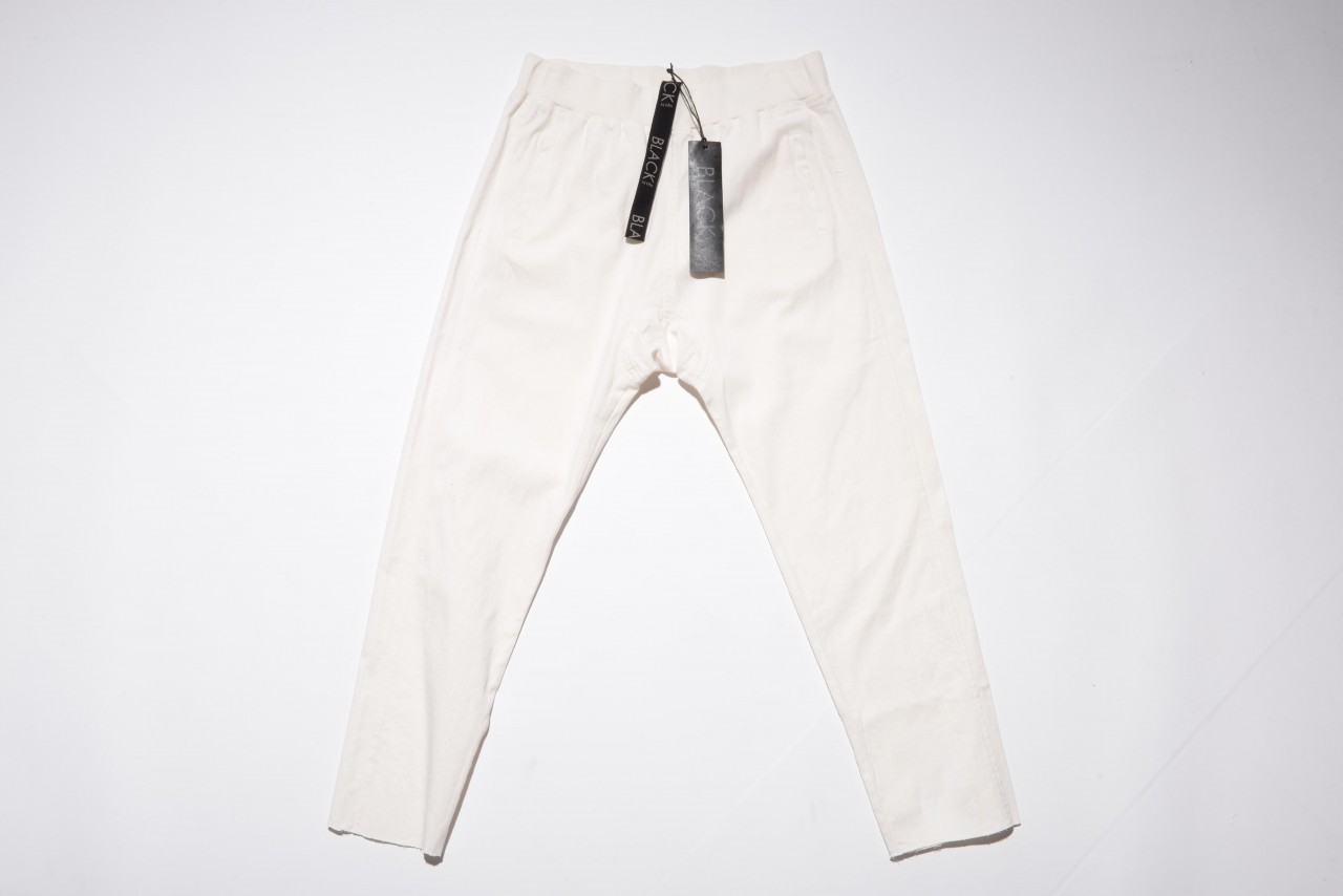 Black by K&M - Pant - Goodwill - offwhite