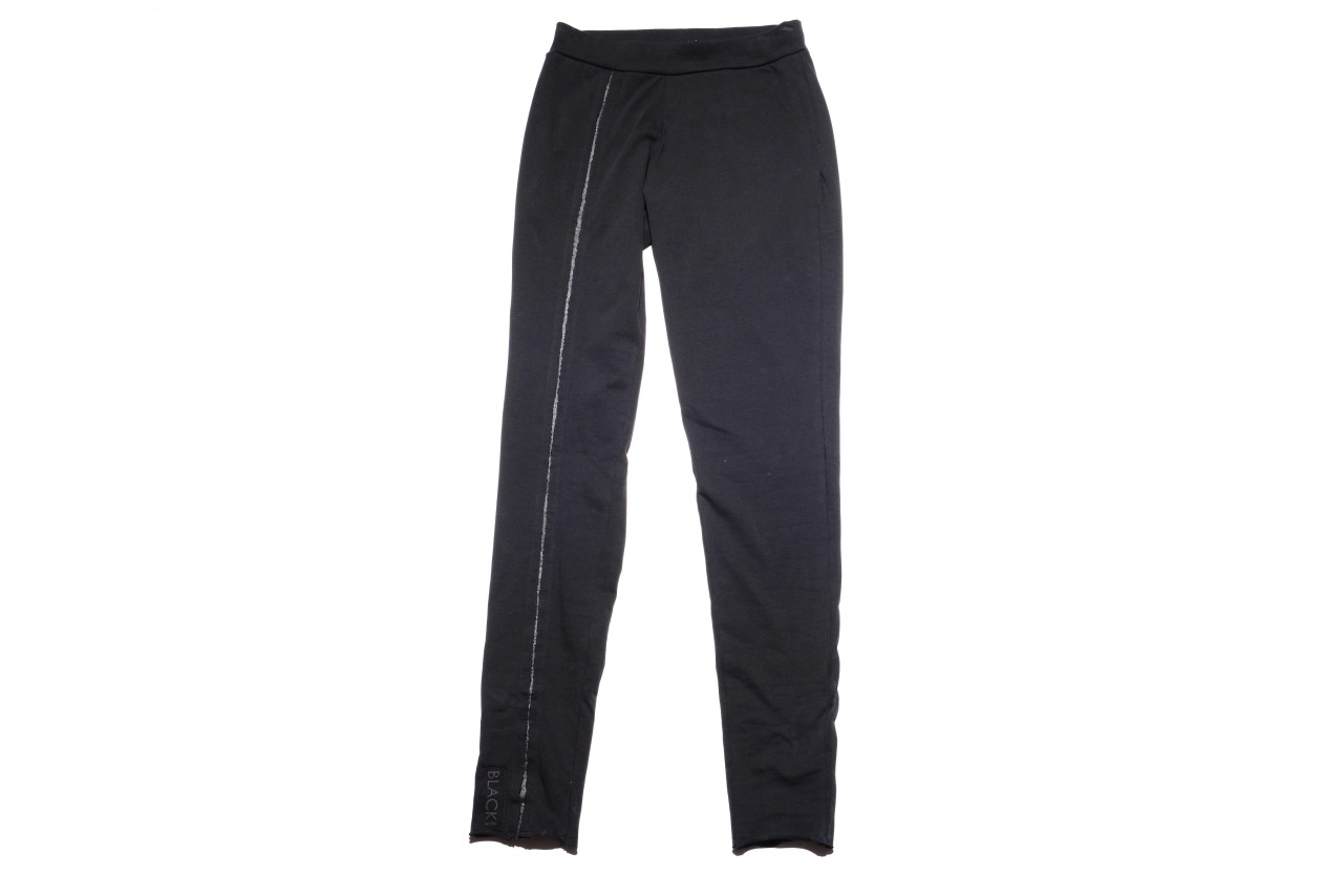Black by K&M - Fluid - Pant - black