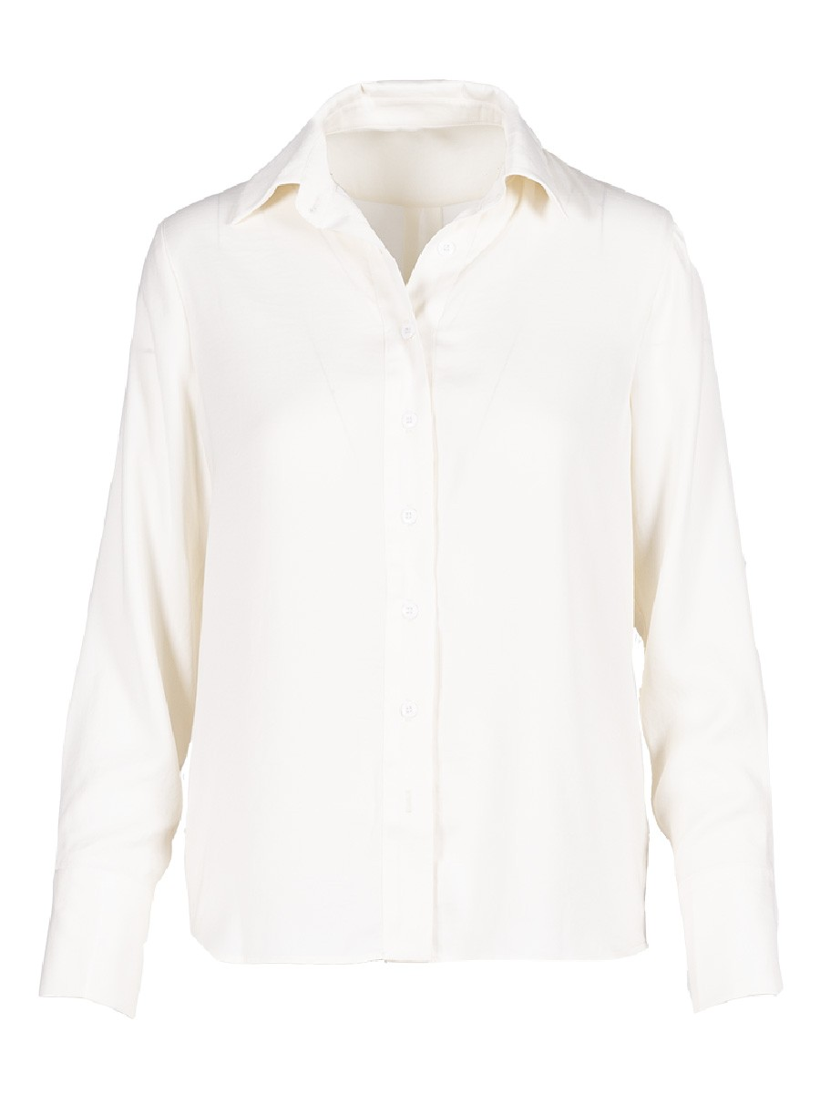 Anonyme Designers - Tibe Betty Shirt - white