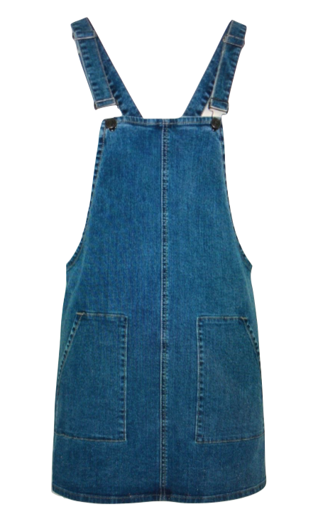 Sisters Point - Kleid - Fame - denim