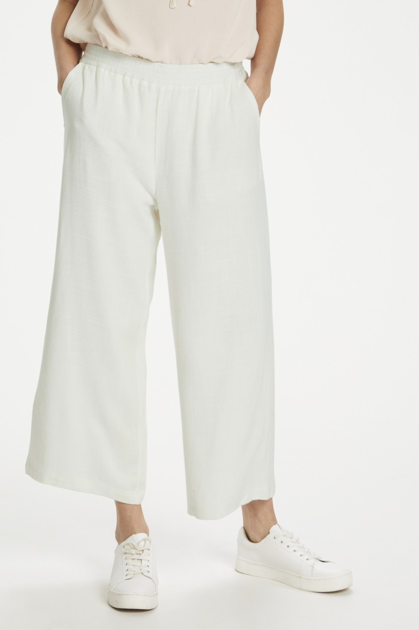 Cream Clothing - Lorine - Pants - chalk