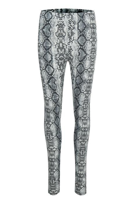 Karen by Simonsen - Snake - Leggings - grey
