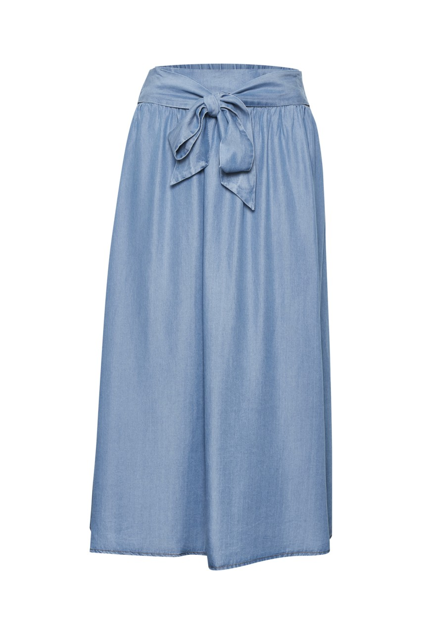 Ester Skirt - denim blue