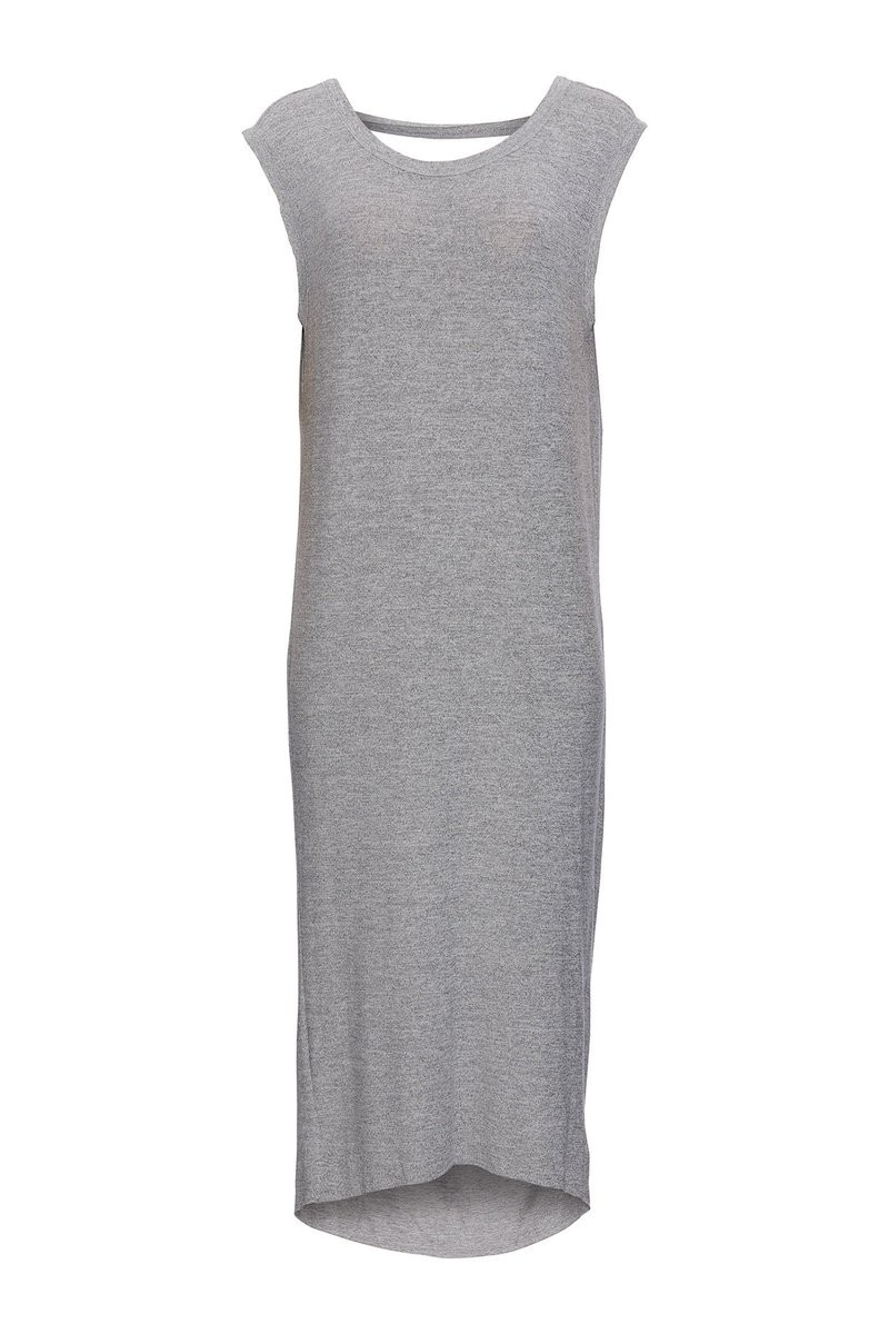 Amba Dress - grey-melange