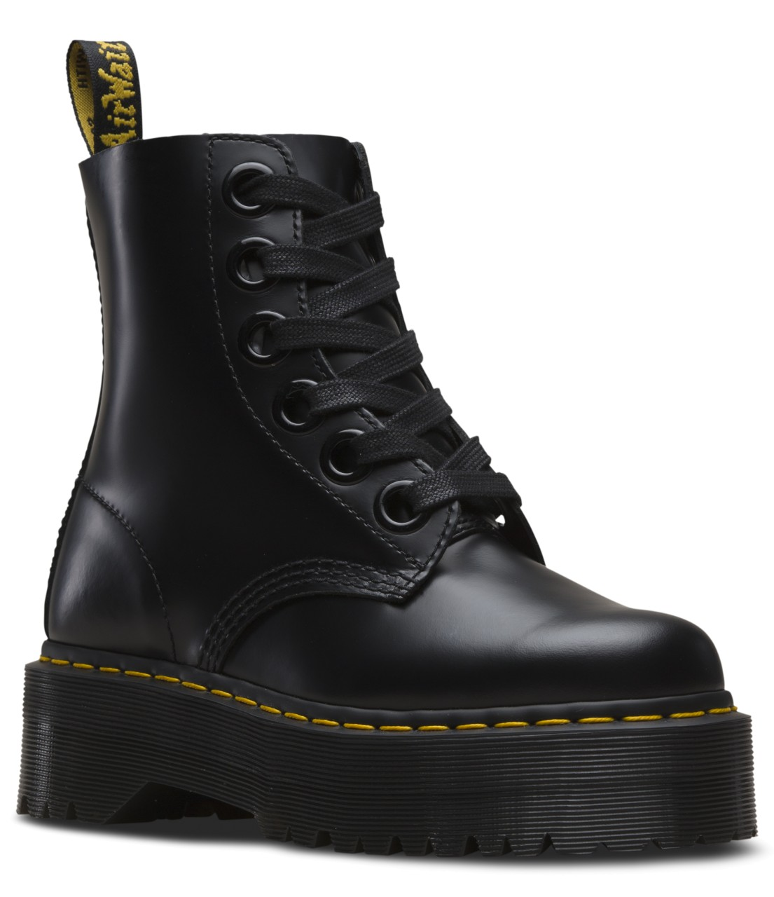 Dr.Martens - Molly - Buttero - black