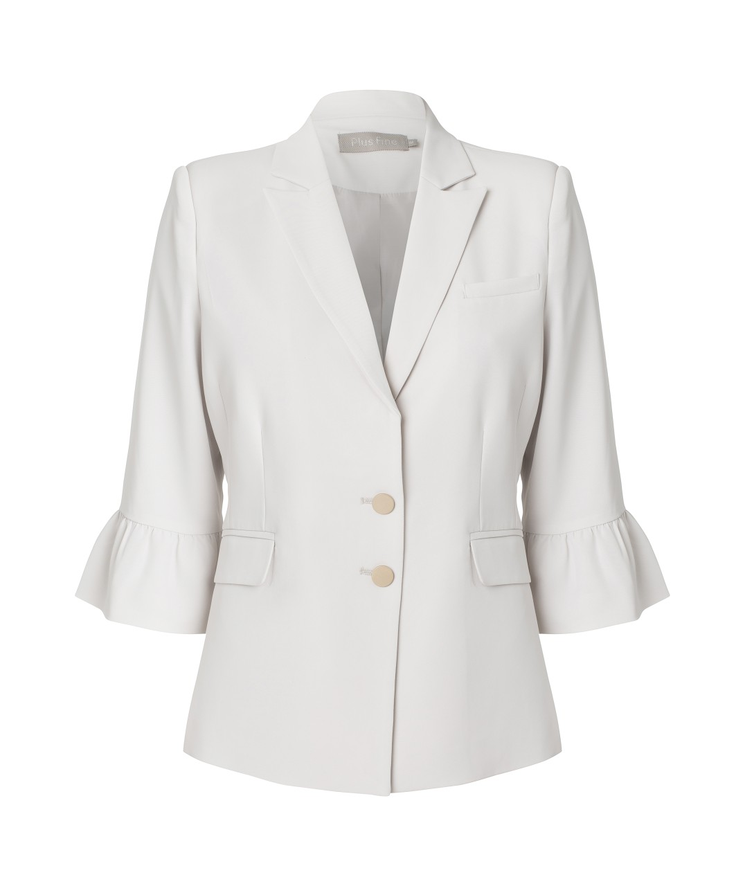Plus Fine - Blazer  - Ione Fan - cream