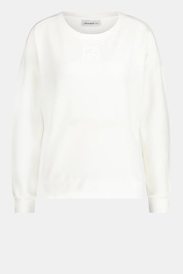 Penn & Ink NY - Sweater - 816 - offwhite