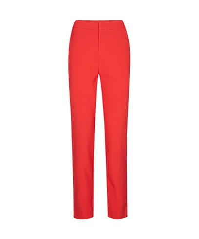 pep - Malou - Pants - poppy red
