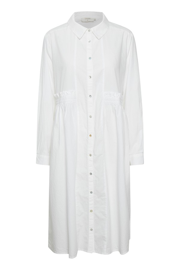 Cream Clothing - Muhana - Dress - White