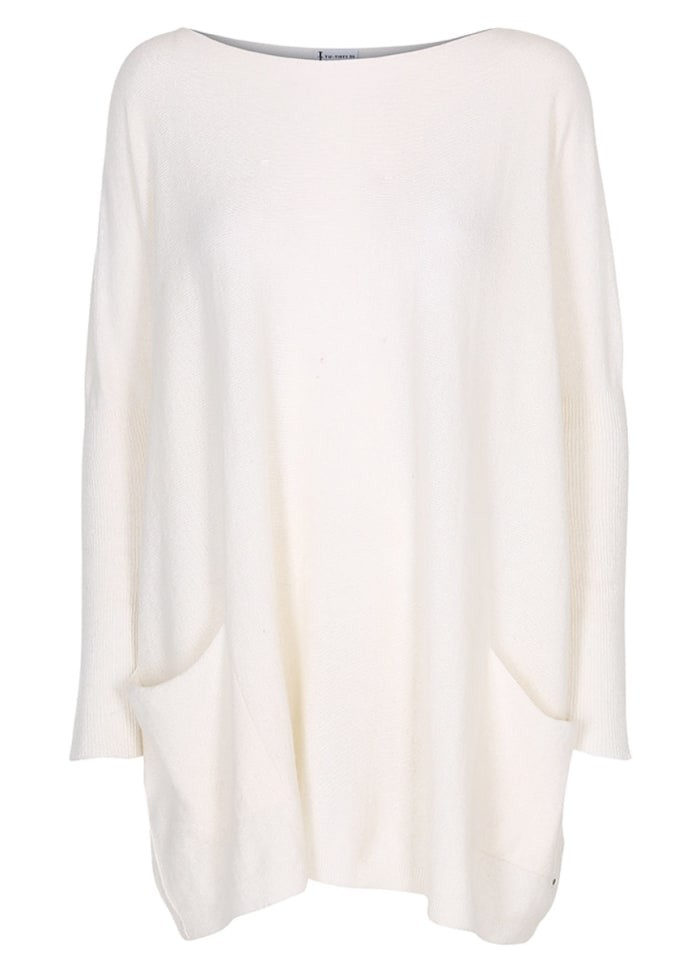 Bat Pullover - offwhite