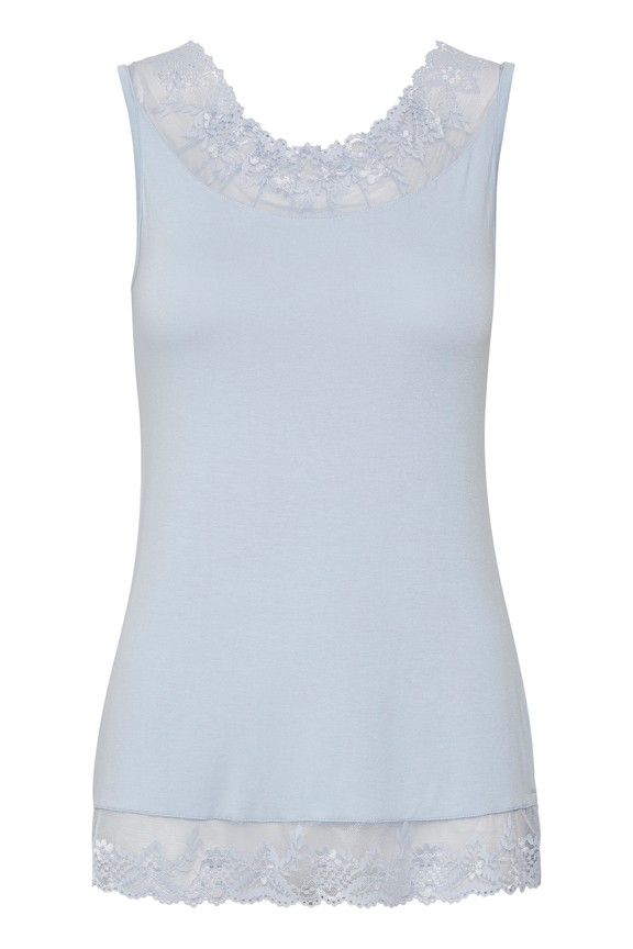 Cream Clothing - Florence - Top - bleu