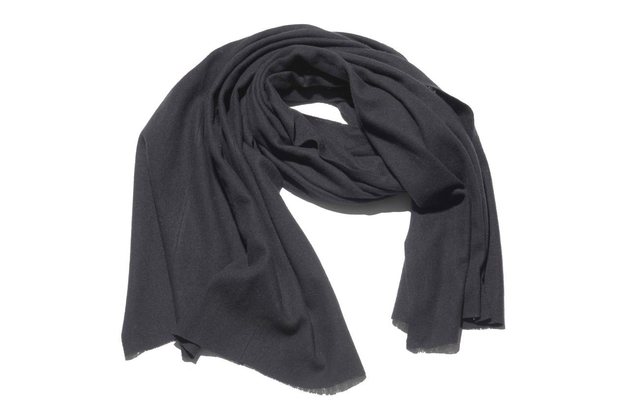 Black by K&M - Scarf - Triumph - black