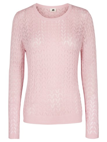 Pep - Roz - Pullover - rose