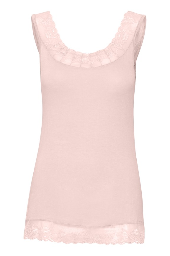 Cream Clothing - Florence - Top - rose