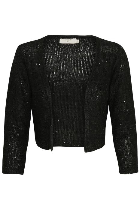 Cream Clothing - Poppy Knit - Bolero - black