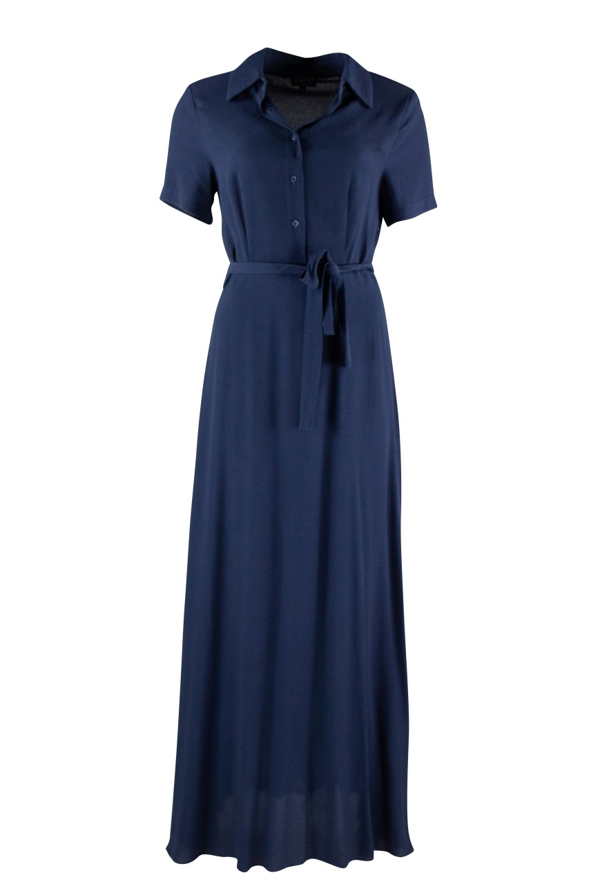 Dress Long - navy
