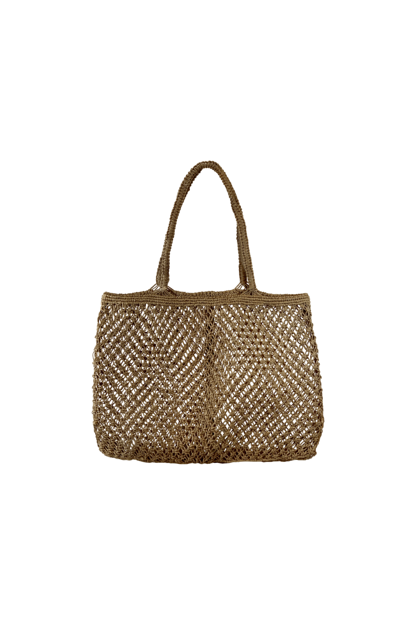 Black Colour - Beach - Bag - natural