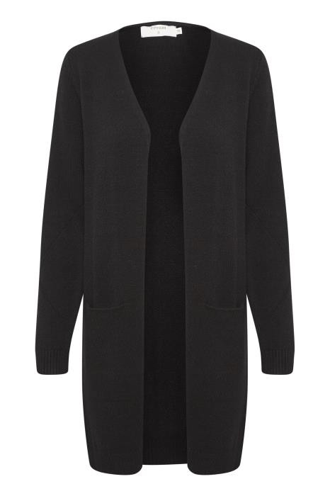 Nylti - Soft - Cardigan - Black