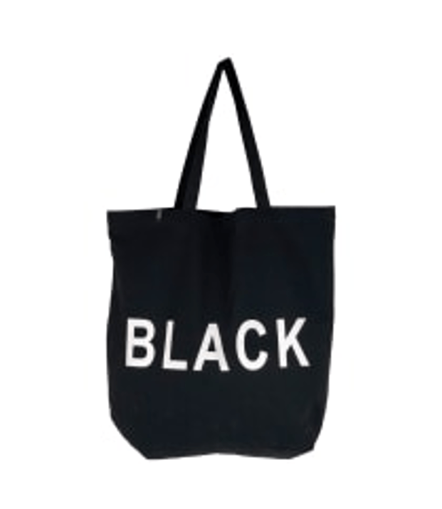 Colour - Shopper - black
