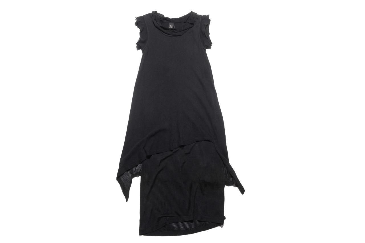 Black by K&M - Slipdress - Learn - black