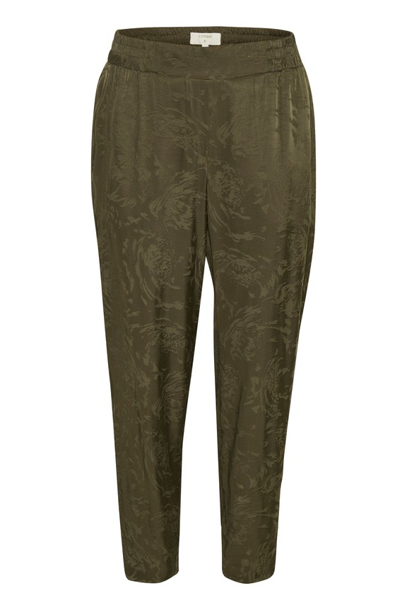 Cream Clothing - Soffie - Pants - khaki