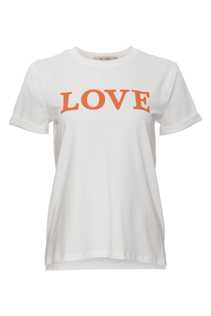LOVE T-Shirt - white